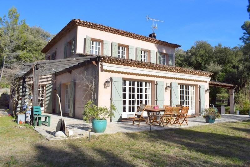 Verkoop van prestige  huis Montauroux 760000€ - Foto 5