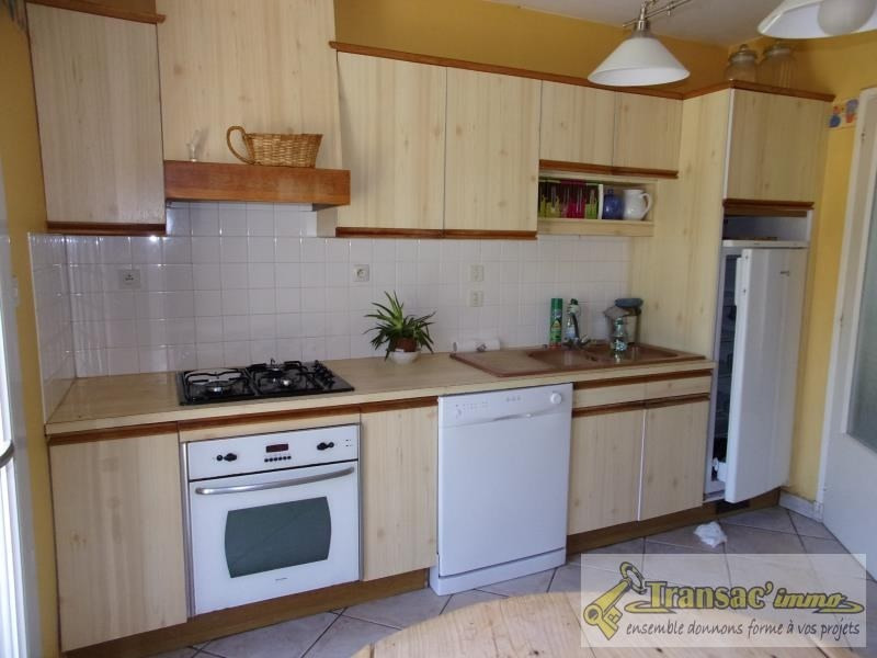 Sale house / villa Escoutoux 159 750€ - Picture 4