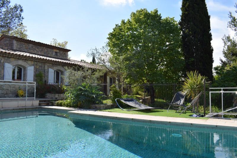 Revenda residencial de prestígio casa Fayence 680000€ - Fotografia 4