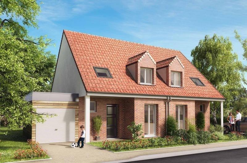 Vente maison / villa Sailly labourse 170000€ - Photo 1