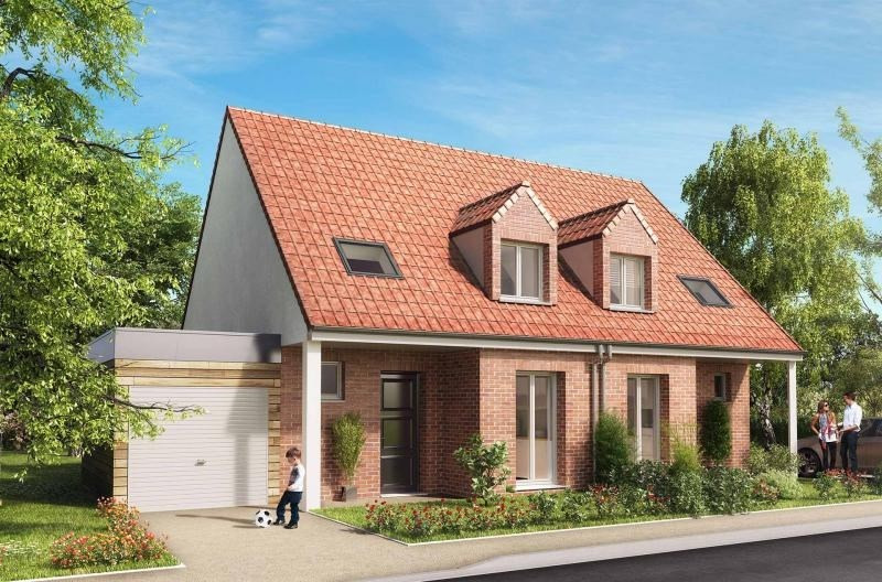 Sale house / villa Sailly labourse 170000€ - Picture 1