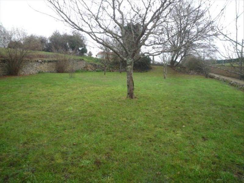 Vente terrain Nanteuil 26240€ - Photo 1