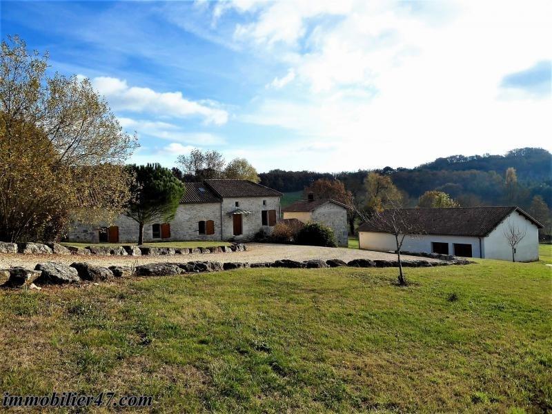 Vente de prestige maison / villa Prayssas 540000€ - Photo 10