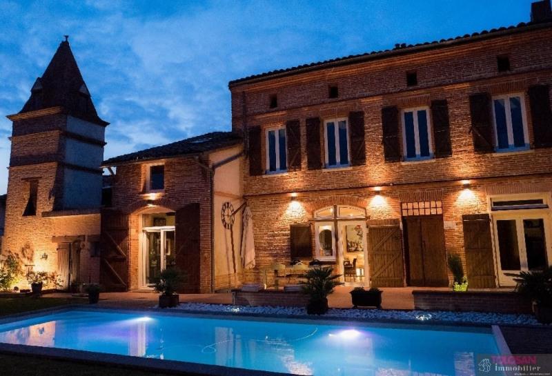 Vente de prestige maison / villa Labege secteur 660000€ - Photo 1