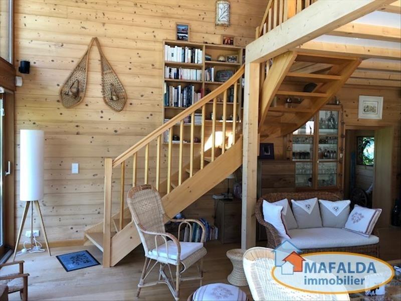 Sale house / villa Mont saxonnex 530000€ - Picture 4
