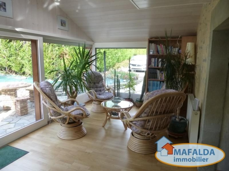 Deluxe sale house / villa Viuz en sallaz 580000€ - Picture 6