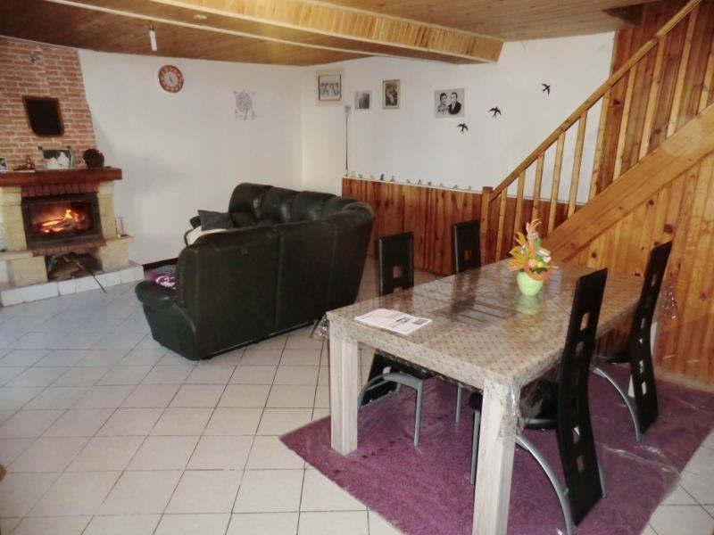 Sale house / villa Dompierre du chemin 114400€ - Picture 3