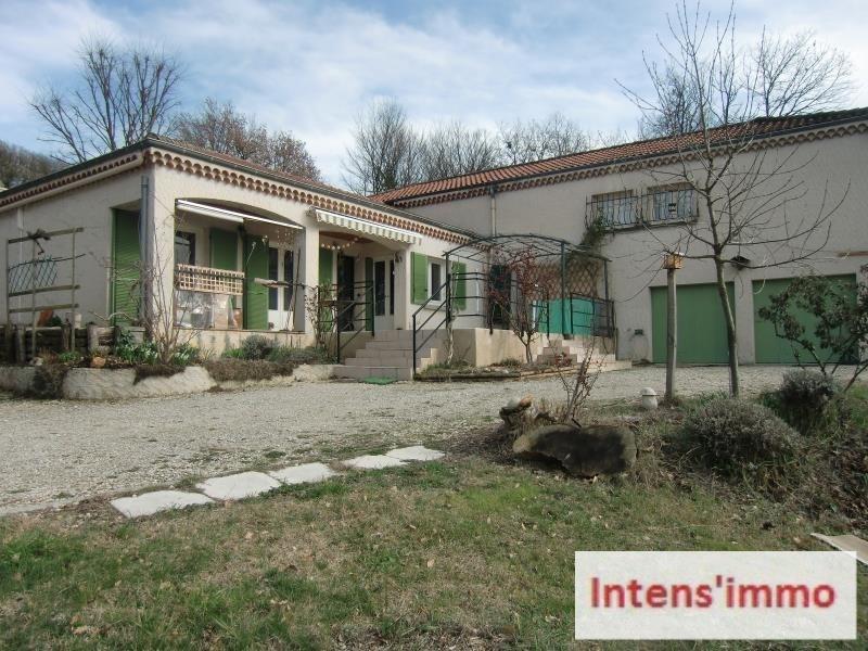 Vente maison / villa Clerieux 340000€ - Photo 1