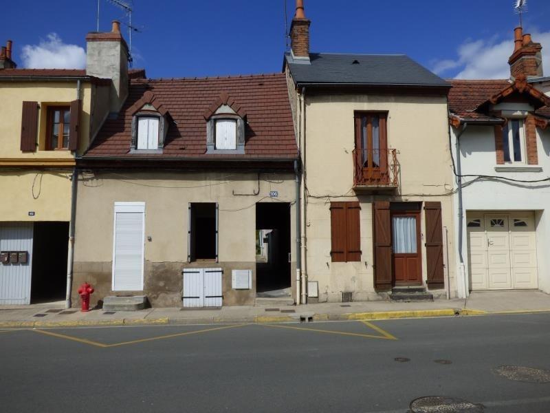 Verkauf mietshaus Moulins 117700€ - Fotografie 3