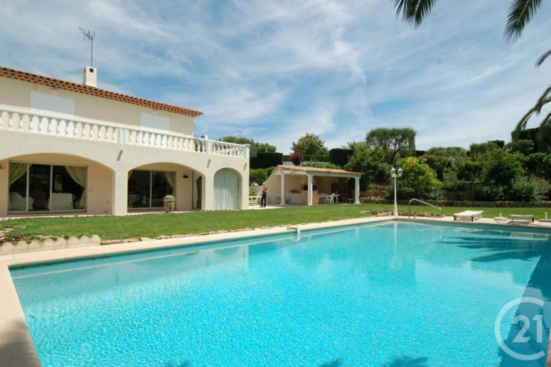 Deluxe sale house / villa Antibes 1 315 000€ - Picture 1