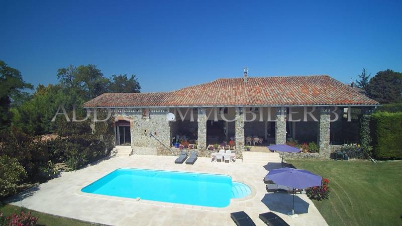 Vente de prestige maison / villa Puylaurens 605000€ - Photo 4