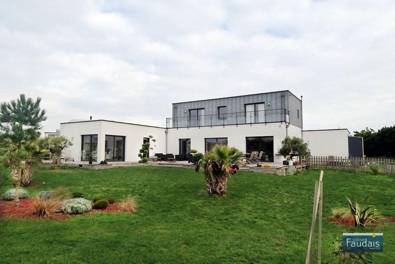 Vente de prestige maison / villa Anneville sur mer 640000€ - Photo 1