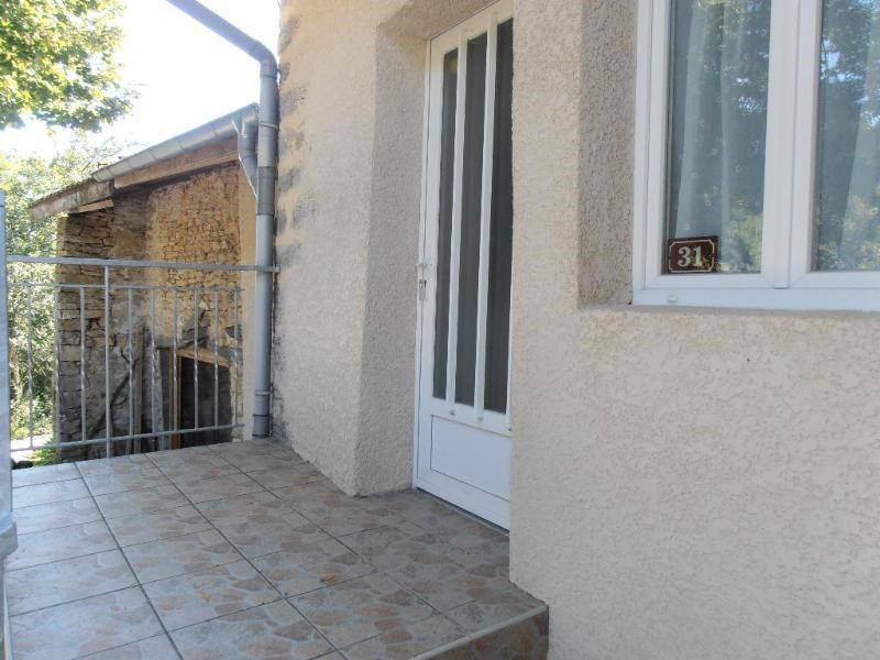Vente maison / villa Leyssard 109 000€ - Photo 1