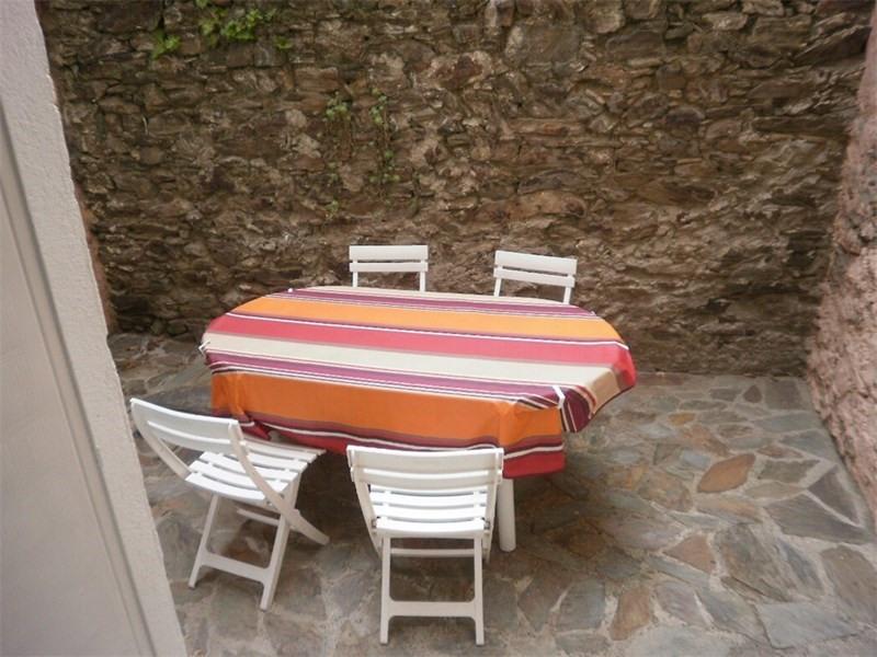 Alquiler vacaciones  apartamento Collioure 290€ - Fotografía 3