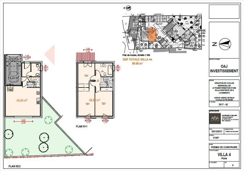 Vente maison / villa Pelissanne 275000€ - Photo 3