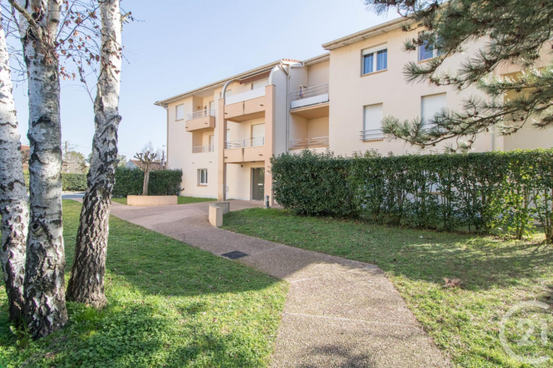 Rental apartment Blagnac 650€ CC - Picture 1