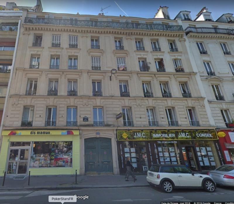 Rental office Paris 14ème 104€ HT/HC - Picture 1