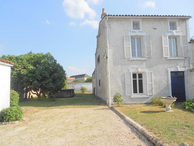 Sale house / villa Aigre 129000€ - Picture 2