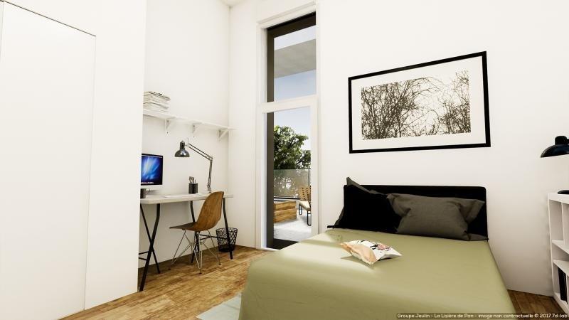 Sale apartment Bruz 136000€ - Picture 2