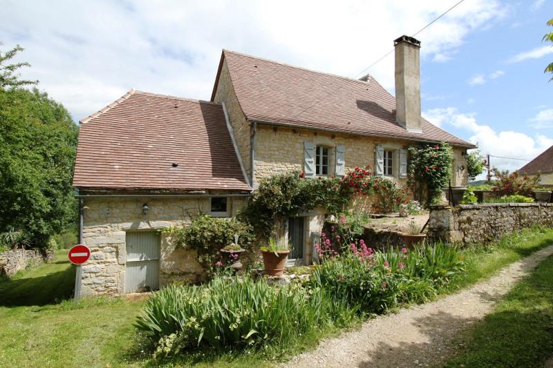 Sale house / villa Ginouillac 185000€ - Picture 2