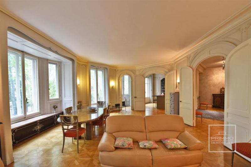 Vente de prestige appartement Lyon 6ème 1280000€ - Photo 8