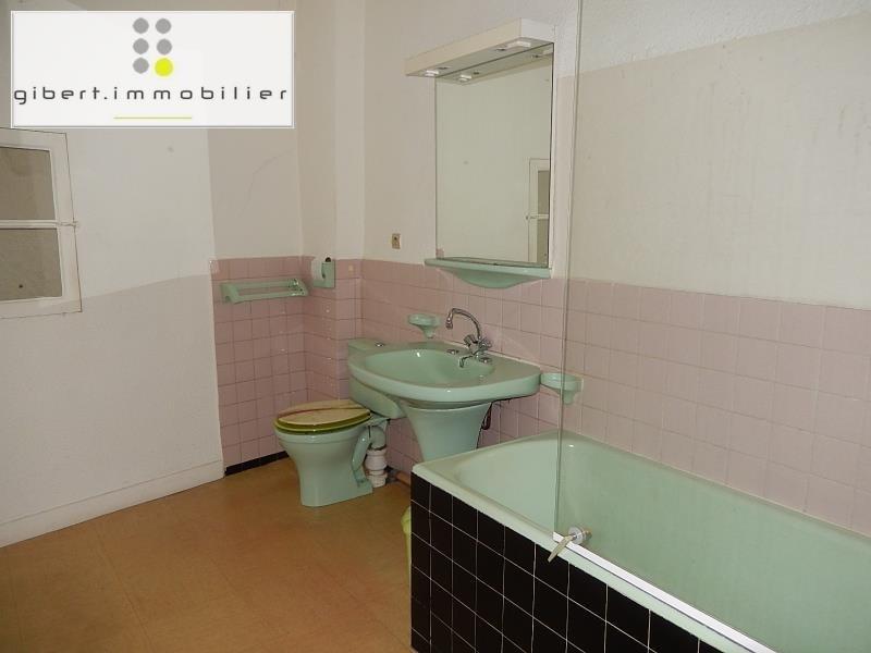 Rental apartment Le puy en velay 366,79€ CC - Picture 6
