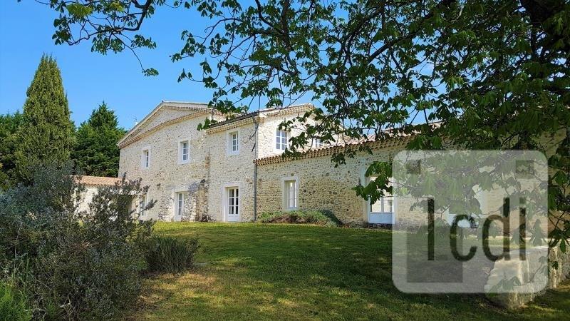 Vente de prestige maison / villa La bâtie-rolland 980000€ - Photo 3
