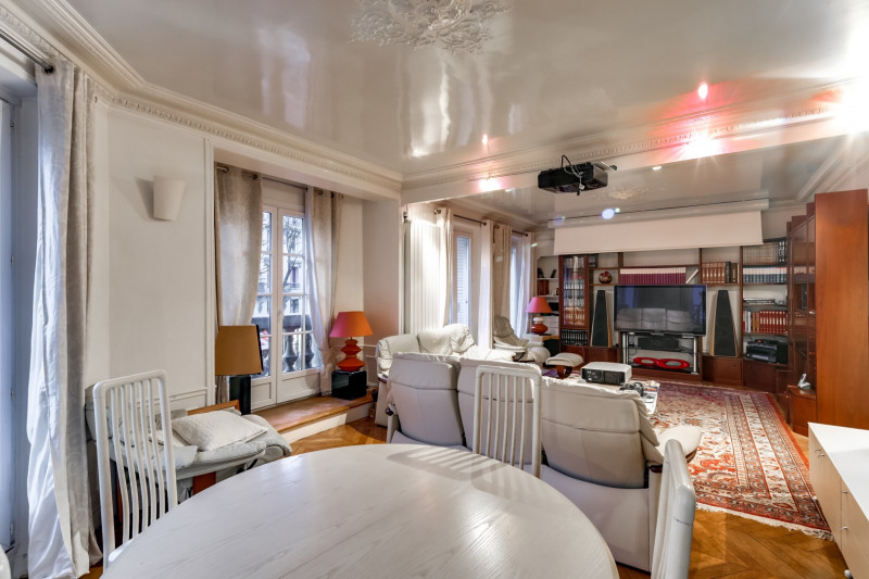 Vente de prestige appartement Paris 18ème 1 280 000€ - Photo 14