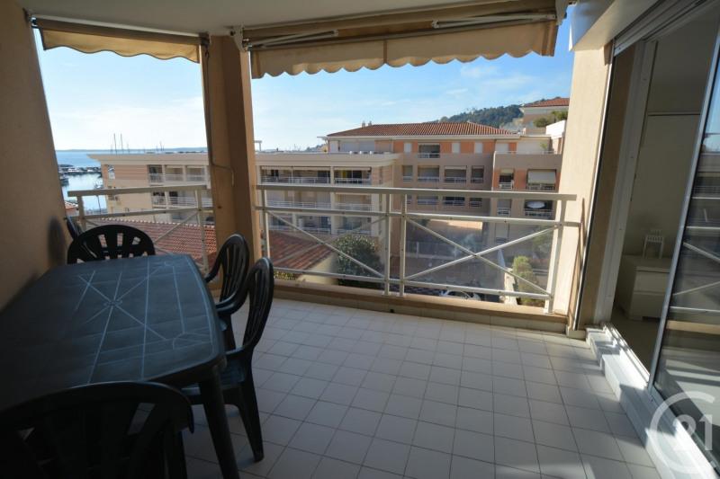 Verkoop  appartement Le golfe juan 254000€ - Foto 3