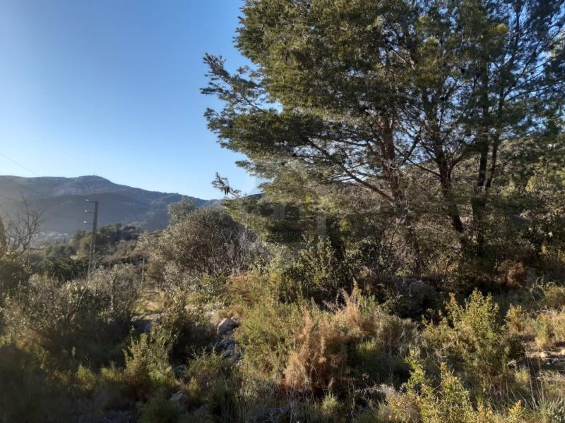 Vente terrain Roquevaire 45000€ - Photo 1