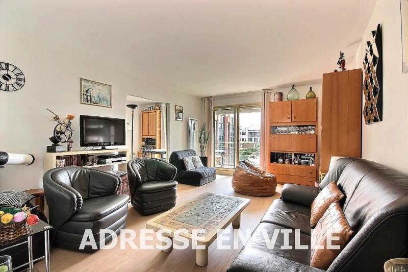 Verkoop  appartement Levallois perret 445000€ - Foto 2