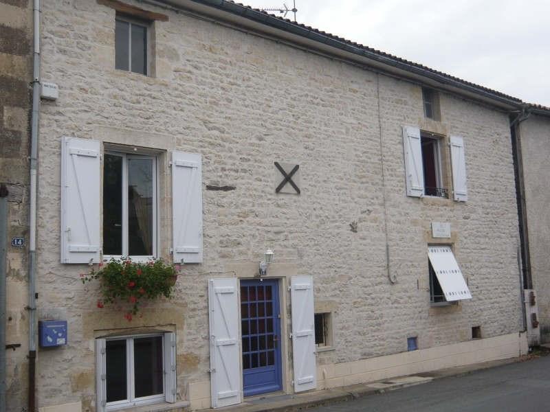 Vente maison / villa Pamproux 74900€ - Photo 1
