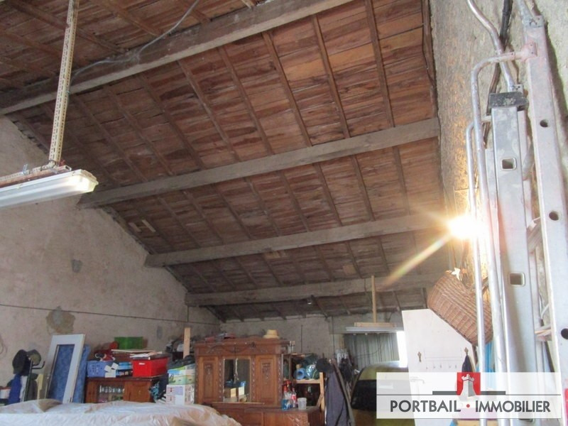 Sale house / villa Anglade 138000€ - Picture 7