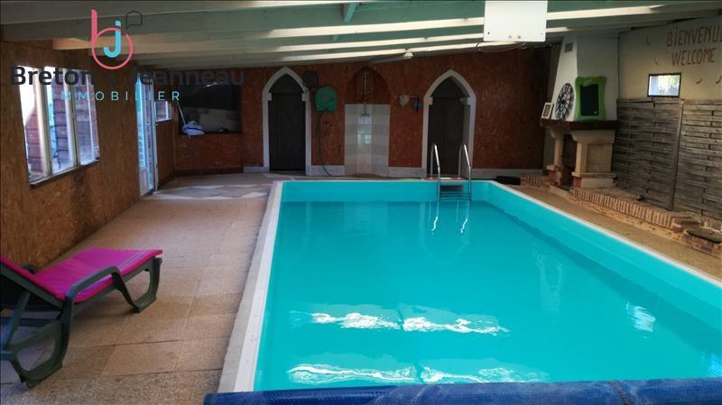 Sale house / villa Chemaze 213200€ - Picture 6