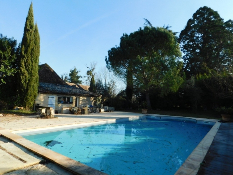 Vente maison / villa Lamonzie saint martin 470000€ - Photo 2