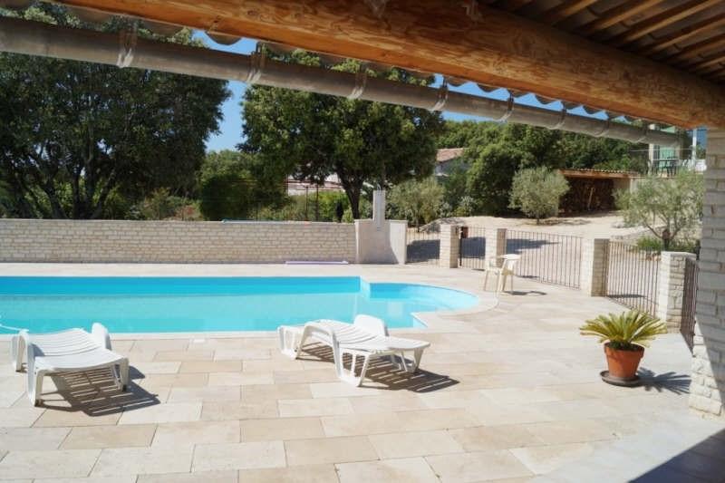 Immobile residenziali di prestigio casa Barjac 625400€ - Fotografia 12