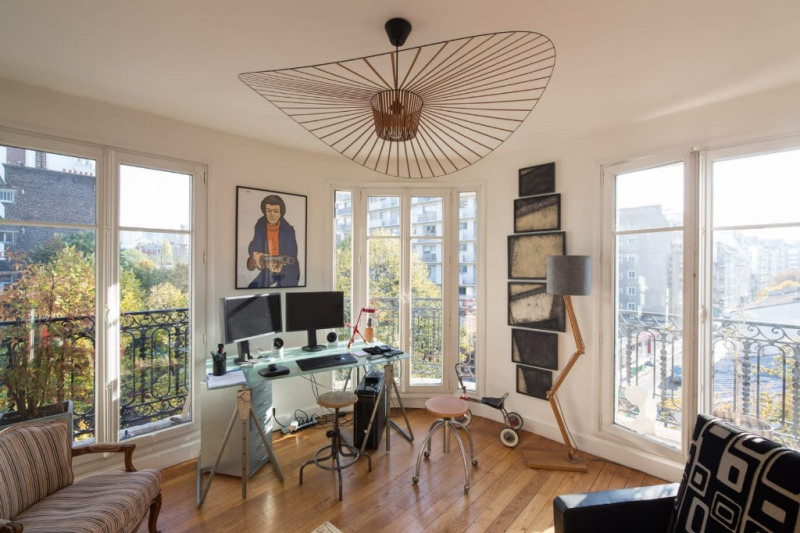 Verhuren  appartement Paris 15ème 1657€ CC - Foto 5