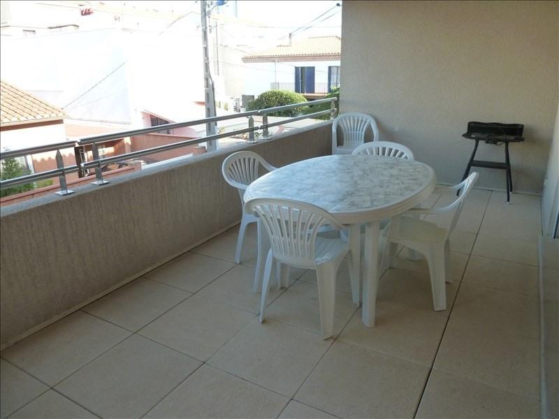 Vente appartement Canet plage 285000€ - Photo 3