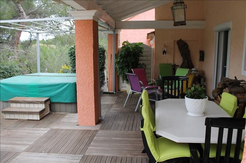 Vente maison / villa Carqueiranne 572000€ - Photo 7