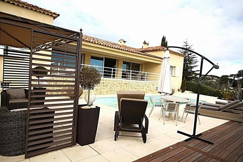 Vente de prestige maison / villa Vallauris 1590000€ - Photo 3