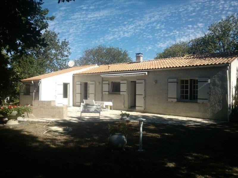 Vente maison / villa St pierre d oleron 470000€ - Photo 1