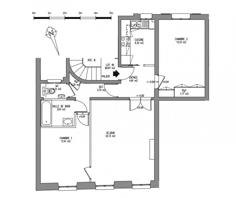 Alquiler  apartamento Neuilly-sur-seine 2995€ CC - Fotografía 6