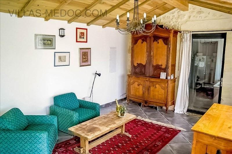 Vente maison / villa Jau dignac et loirac 338000€ - Photo 9
