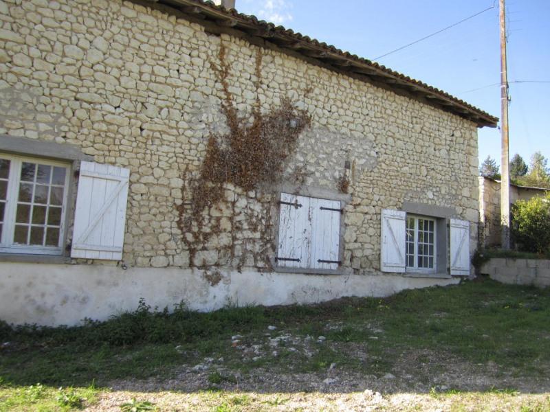 Vente maison / villa Montmoreau saint-cybard 37500€ - Photo 1