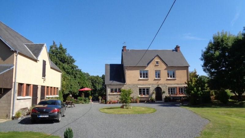 Verkoop  huis St andre de bohon 283500€ - Foto 9