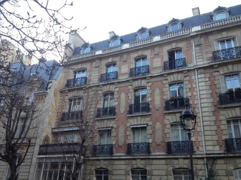 Rental apartment Paris 8ème 1270€ CC - Picture 11