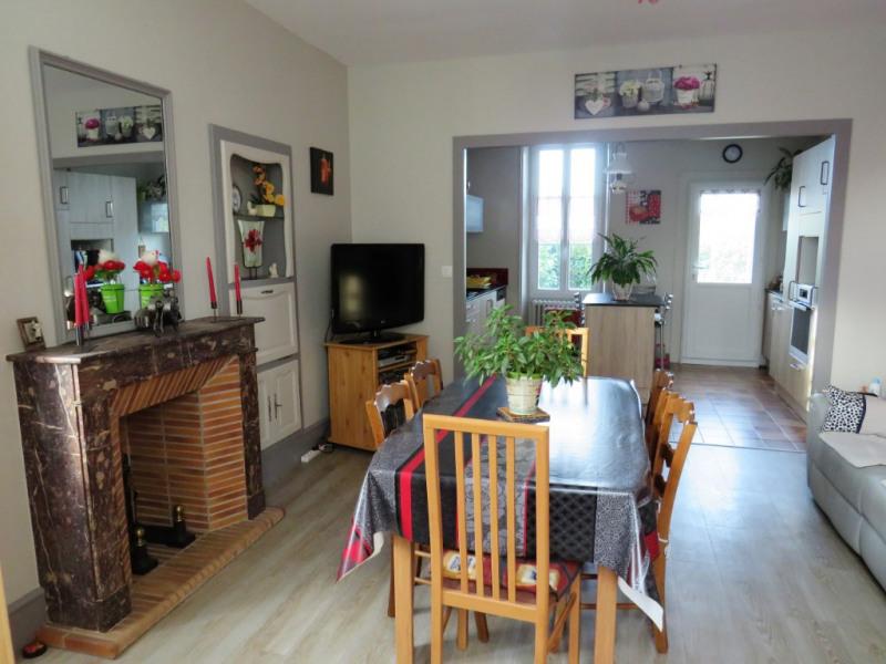 Sale house / villa La selle craonnaise 126500€ - Picture 3