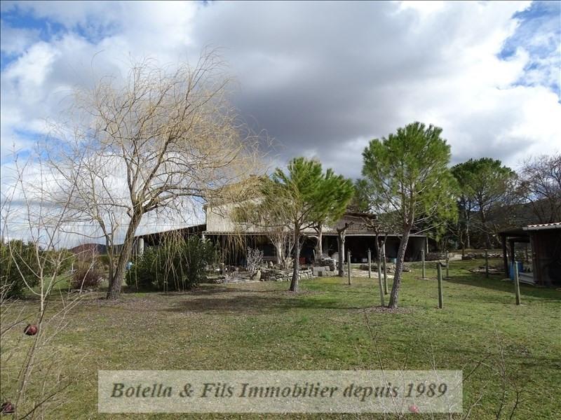 Vente maison / villa Barjac 318000€ - Photo 3