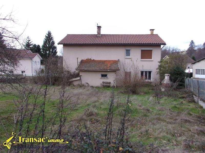 Sale house / villa Chabreloche 107000€ - Picture 9