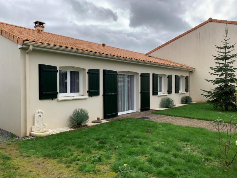 Vente maison / villa Le fief sauvin 158900€ - Photo 1